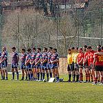 1°XV Vs Romagna RFC del 3 marzo 2013 di M. Saccà