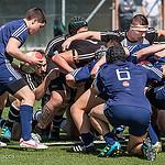 Nuova Rugby Roma vs U20 del 7 aprile 2013