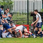 Campionato u19, fasi nazionali: Capitolina Vs Amatori Parma partita del 5 maggio 2013 di m saccà