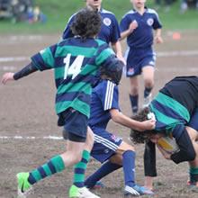 Appia Rugby – U14 del 10/11/201