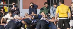 1°XV le foto vs Cus Genova