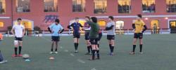 Le foto dell' Under16E vs Lazio