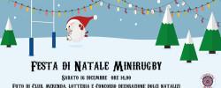 Programma Festa di Natale del Mini-Rugby