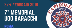 Save the date: 7° memorial Ugo Baracchi