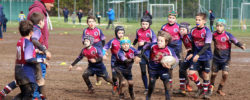 I raggruppamenti dell'Under 12 a Viterbo e sul campo dell'Appia