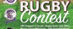 Sabato 17 Febbraio il Touch Rugby Contest ore 10