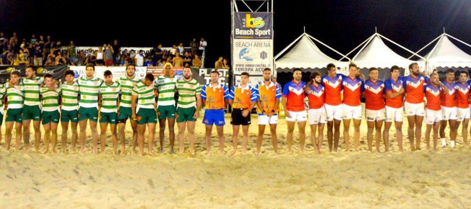 Finali di Beach Rugby