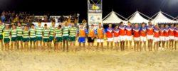 Tanta Capitolina al Master finale di Beach Rugby  2018
