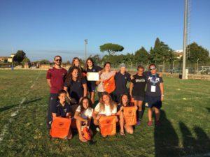 Under 16 Femminile al Torneo Frascati Seven