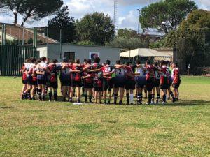 Under 16 vs Lions Alto Lazio