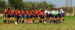 Under 16 Femminile: la prima @ Frascati