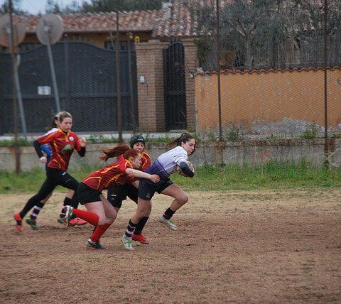 Under 16 Femminile @ Frascati 13/01/2019