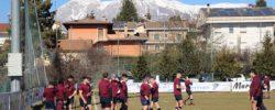 Avezzano vs UNDER 18 14-38