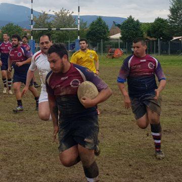 Pontedera-Cork; Rugby Integrato MIXAR