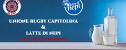 Latte di Nepi diventa Fornitore Ufficiale della Capitolina