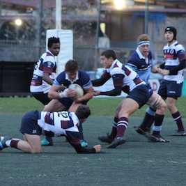 vs King's College – Cortesi